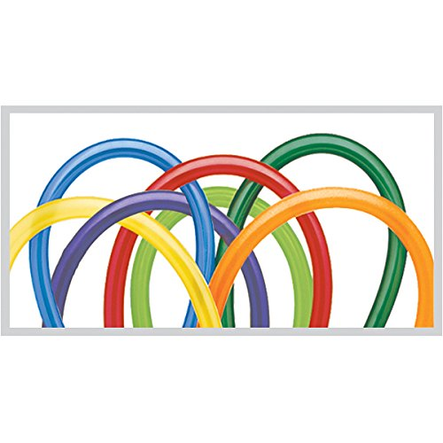 Assorted Twisters (260Q Carnival)Pack of 100]()