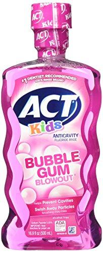 Bubble 16 9z Cavity Flouride Blowout