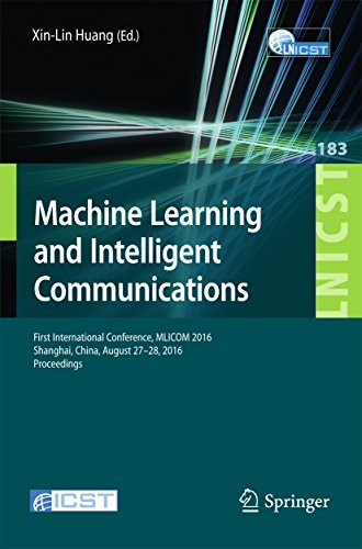 Machine Learning and Intelligent Communications: First International Conference, MLICOM 2016, Shanghai, China, August 27-28, 2016, Revised Selected Papers ... Telecommunications Engineering Book 183) - Paper Input Sensor