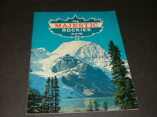 The Majestic Rockies- Travel Through Canada Maps Sites