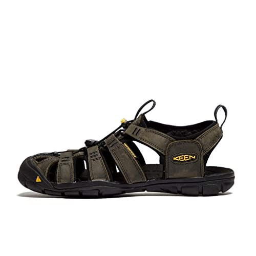 1d08733aaa2b KEEN Men s Clearwater Leather CNX Sandals