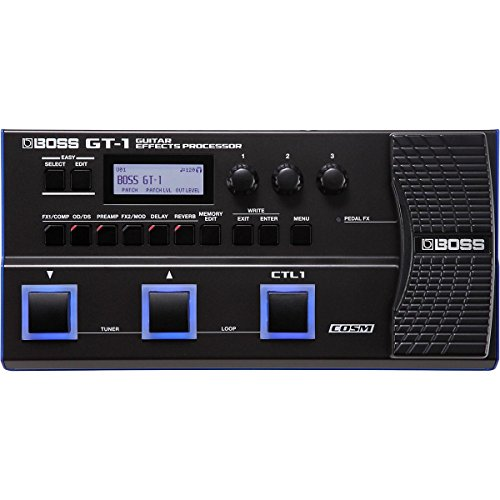 Boss GT 1 Guitar Multi Effects Processor product image
