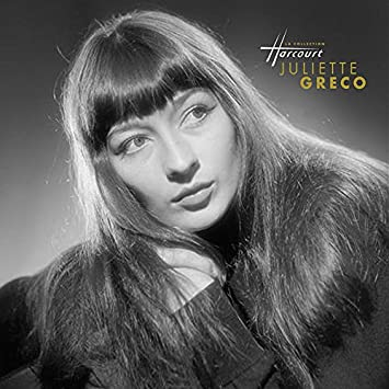 Harcourt juliette greco: juliette greco: amazon. Fr: musique.