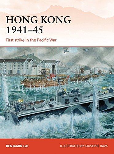 Hong Kong 1941–45: First strike in the Pacific War - Store Hongkong Outlet