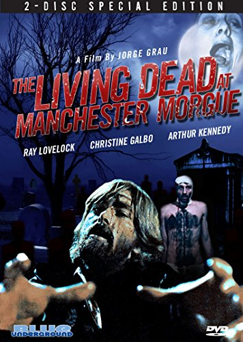 The Living Dead at Manchester Morgue (Two-Disc Special Edition) (Grau Case)