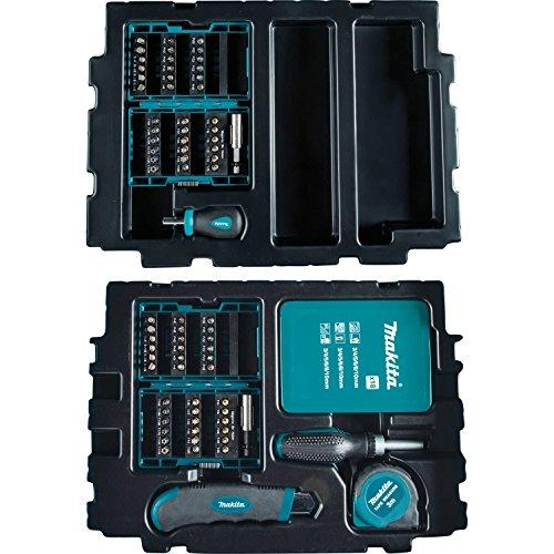 Makita B-49725 96 Pc. Metric Bit & Hand Tool Set ()