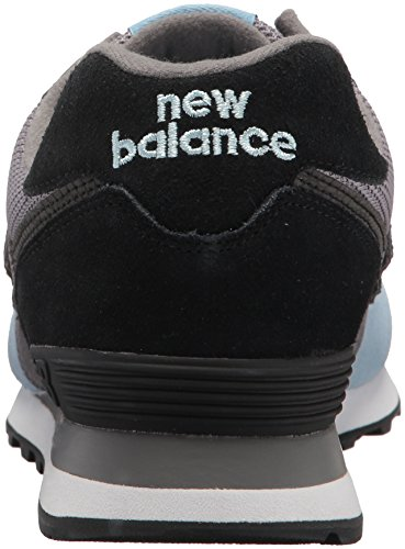 Nieuw Evenwicht Heren 574 Slang Luxe Sneaker Castlerock Met Heldere Hemel