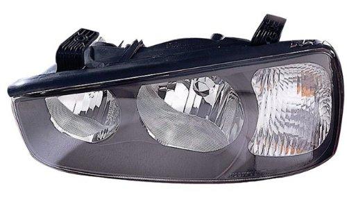 Hyundai Elantra Headlight Assembly (Hyundai Elantra Replacement Headlight Assembly - 1-Pair)