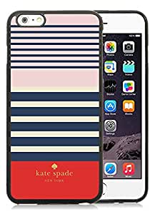Customize iPhone 6plus Protective Skin Kate Spade New York Silicone TPU Case for iPhone 6 Plus 5.5 inch Cover 1 Black