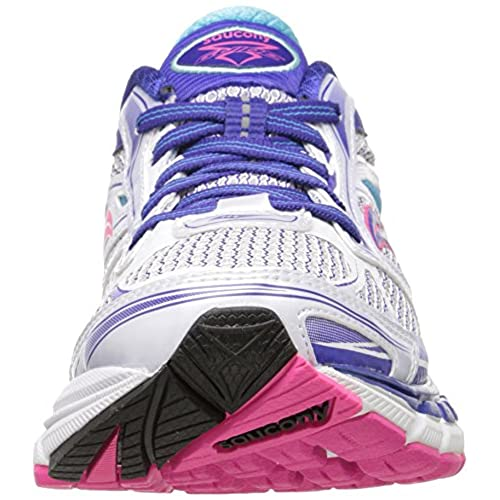 Saucony Guide 8 Womens Running Shoes White
