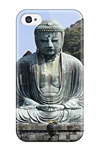 taoyix diy High-end Case Cover Protector For Iphone 4/4s(buddhism)