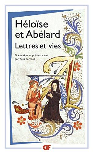 Lettres et vies