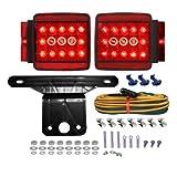 Grand General 76945 Spyder LED Trailer Light Kit