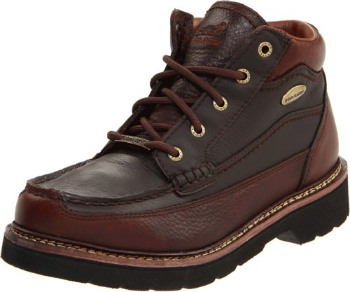 (Irish Setter Men's 1860 Countrysider Waterproof Chukka Casual Shoe,Dark Brown Kangaroo & Cowhide Leather,8 EE US )