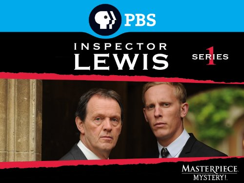 Amazon.com: Masterpiece: Inspector Lewis Season 1: Laurence Fox and