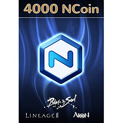 ncsoft-ncoin-4000-online-game-code