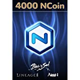 NCsoft NCoin 4000 [Online Game Code]