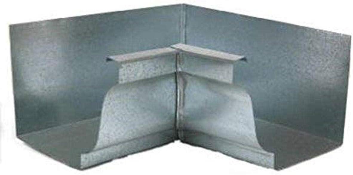 Hogar AMERIMAX productos 2920112,7cm molinillo de acabado galvanizado interior Mitre