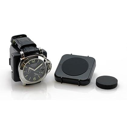 Versa Quad Watch Winder in Black