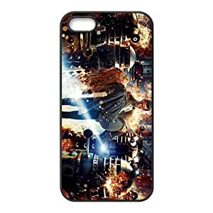 Happy Doctor Who Design Personalized Fashion High Quality Phone Case For Iphone 5S