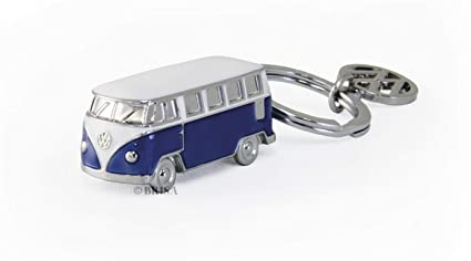 Brisa VW Collection VW T1 Bus 3D Llavero - Azul