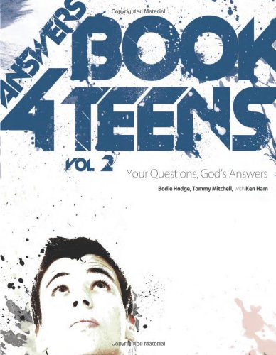 Answers Book for Teens Vol 2 (Answers Book (Master Books)) PDF