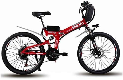 WYFDM Bicicleta de Pulgada de montaña de 60 km Maxspeed 35 km/h ...