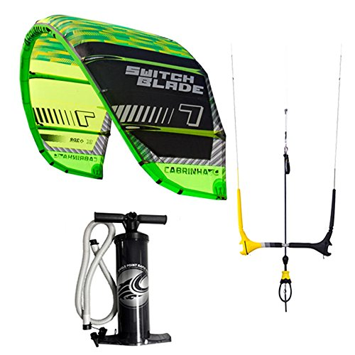 Cabrinha Real Deal Trainer Kite Package