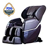 New Electric Full Body Shiatsu Massage Chair Recliner Zero Gravity w/Heat