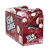 Ice Breakers Ice Cubes Sugar Free Xylitol Gum, Cinnamon, 40 Piece (Pack of 6)