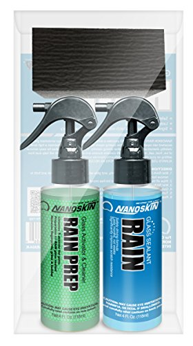 Nanoskin (NA-RAI4-K) Rain Glass Sealant Kit