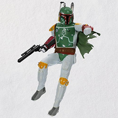 (Hallmark Keepsake Christmas Ornament 2018 Year Dated, Star Wars: Return of The Jedi Boba Fett)