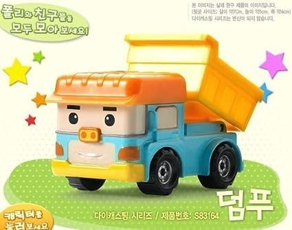 not transformers Robocar POLI Max Diecast Car
