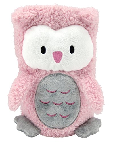 FouFou Baby My Pet Blankie Olivia The Owl, Pink