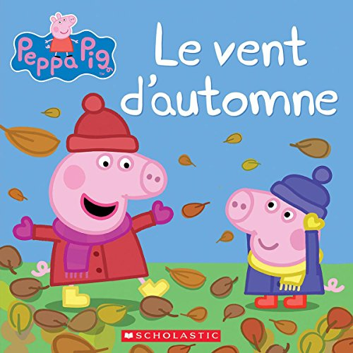 Peppa Pig French (Peppa Pig: Le Vent d'Automne (French)