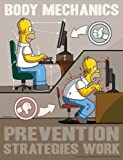 Simpsons Ergonomics Safety Poster - Prevention Strategies That Work