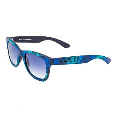 italia independent 0090-FLW-021 Gafas de sol, Azul, 50 ...