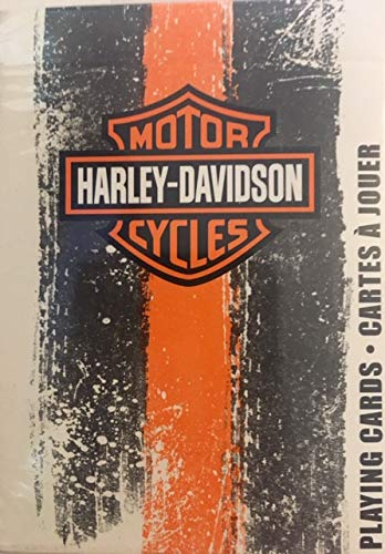 - Deck of Harley-Davidson Limited Edition Playing Cards - Includes Bonus Cut Card!