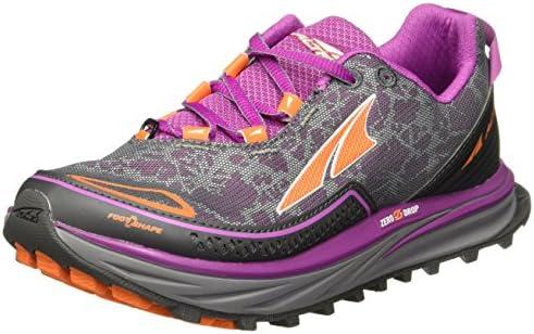 Altra Timp - Zapatillas para correr por montaña, para mujer - Timp-W, 7.5 B(M) US, Orquídea: Amazon.es: Deportes y aire libre