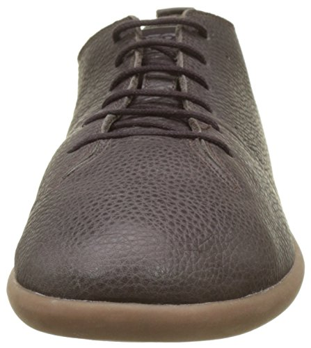 Geox U New Do B, Scarpe da Ginnastica Basse Uomo Marrone (Dk Coffee)