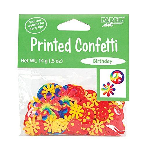 Creative Converting Tie Printed Confetti