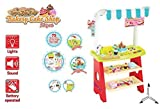Ginzick Super Fun Kids Bakery Cake Shop Playset 75 pieces