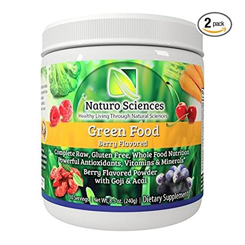 Natural Greens Food By Naturo Sciences - Complete