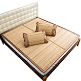 Ren Chang Jia Shi Pin Firm Bamboo mat bamboo mat folding mat summer mat family dormitory mat tatami hotel mat soft comfortable cool mattress mat yoga mat
