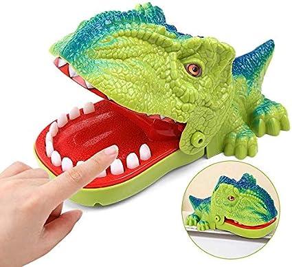 Oun Nana Crocodile Toy Dinosaur Biting Finger Game Funny Toys
