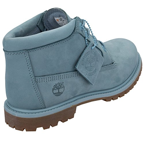 6 Stone Double Us 4 Timberland Nellie Woman Uk Blue Size 37 Eu Chukka qtwAz