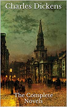 Charles Dickens Complete Novels ebook product image