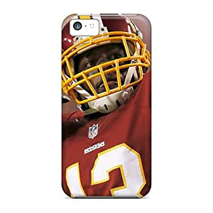 Iphone 5c Fuq13094nuKd Support Personal Customs Realistic Washington Redskins Series Anti-Scratch Hard Phone Case -NataliaKrause