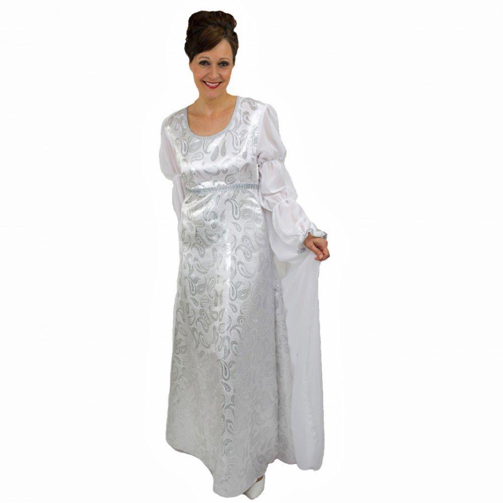 Traje de Cenicienta, talla S, vestido de novia blanco ...