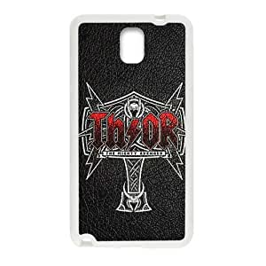 Happy Thor the mighty avenger Cell Phone Case for Samsung Galaxy Note3